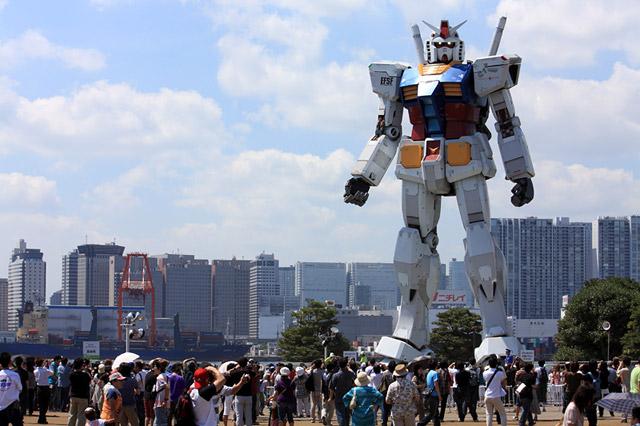 Япония страна Трансформеров
