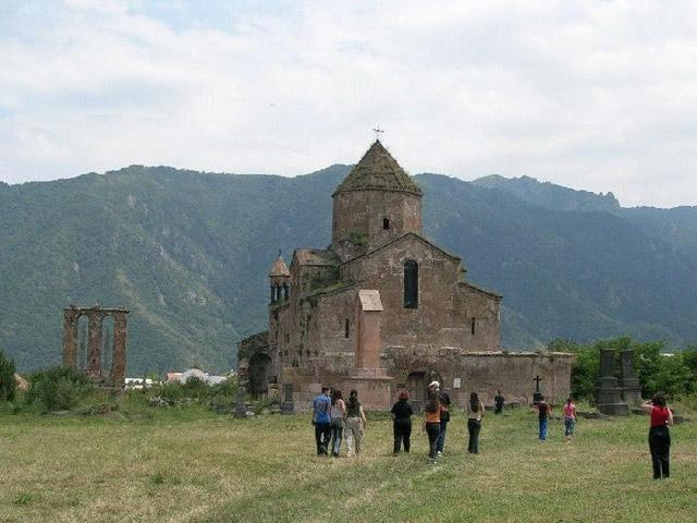 Экскурсия по Армении