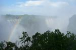 Водопад в Африке