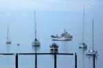 Вид с пристани Крым