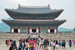 Храм в Сеуле Корея