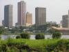 Абиджан был центром французской колонии  Берега Слоновой Кости с 1934 до 1960 года и вплоть 1983 оставался ее столицей. Сейчас Абиджан остается крупнейшим центром и экономической столицей государства