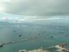 Город раскинулся в Гибралтарском проливе. Главным местом этого города является порт, так как здесь происходит активное движение морских судов. Несмотря на то, что в Альхесирас стекается множество людей со всего света, город не отличается изобилием достопримечательностей.