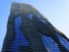 Здание построено из экологически чистого материала и по назначению – многофункционально. В нем располагаются гостиницы, магазины, квартиры, офисы.