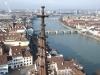 Базель (Basel) – один из городов на северо-западе Швейцарии, расположившийся в долине реки Рейн. Река делит город на Большой и Малый Базель, стоящие на разных берегах. Первые упоминания о городе, возникшем на месте римского поселения, относятся к 3 веку.