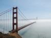 Такое роскошное название мост получил с самого начала своего существования в 1964 году. От одного края Golden Gate Bridge до другого – 2737 метров. Над самим проливом нависает три части моста, одна из которых длинной 1280 метров. Ширина моста 27 метров, высота 227.