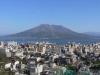 Еще один город-порт в Японии, расположенный на острове Кюсю – Кагосима (Kagoshima). В городе проживает 538 тысяч человек. Главными отраслями производства считаются химическая и текстильная промышленность, металлургия.