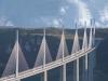 Длина моста – 2460 метров. Езда по нему безопасна – всё благодаря тому, что мост оснащён множеством разных приборов, постоянно отслеживающих надёжность конструкции.