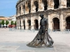 В Ниме сохранились многие памятники старины. Один из них Сад фонтанов – ровесник города. На его территории до наших времен сохранился Храм Дианы, расположенный у источника.