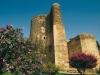 Башня имеет цилиндрическую форму и в высоту достигает 29,5 м, а в диаметре 16,5 м. Восемь ярусов башни соединены между собой при помощи узенькой винтовой лестницы. Есть много версий, для чего была выстроена башня.