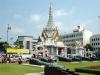 Самый первый Лак Муанг был установлен в столице Таиланда – Бангкоке. Это произошло в 1782 году, когда король Рама I перенес сюда резиденцию. Отсюда начинается история тайского государства.