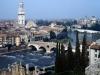 Верона (Verona) – самый романтичный и красивый город Италии, расположенный на северо-востоке страны на реке Адидже. И в римские времена, и в сегодня Верона находится на перекрестке торговых и транспортных путей.