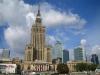 В период охлаждения отношения между Польшей и СССР несколько раз выносилось предложение о переустройстве здания и выдвигались проекты его использования, в результате было принято решение о постройке вокруг дворца нескольких дополнительных небоскребов, чтобы снять негативное  воздействие советского  творения на город.