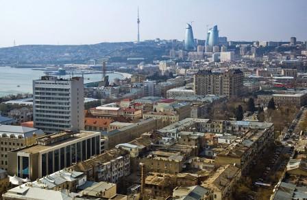 Столица Азербайджана