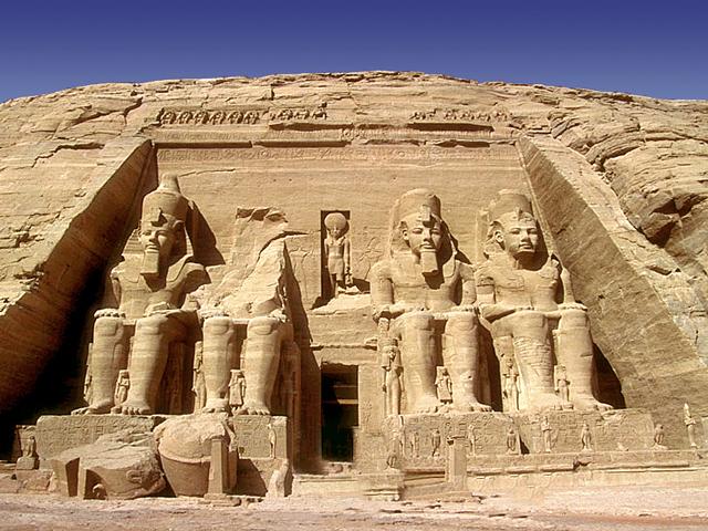 Приблизительно к середине XIII века до н.э. фараон издал приказ, по которому началось строительство, продолжавшееся около 20 лет.