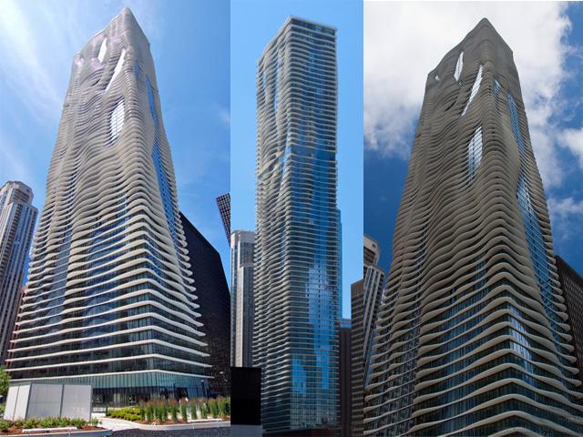 По мнению «Эмпорис» Аква – лучший небоскреб 2009 года.