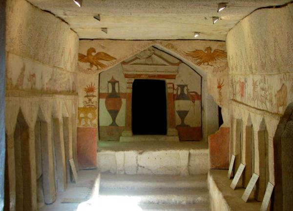 Бейт-Гуврин также называют «Мораша», «Элевтерополис», и другими названиями. Здесь сохранились некоторые захоронения и остатки церкви Святой Анны.