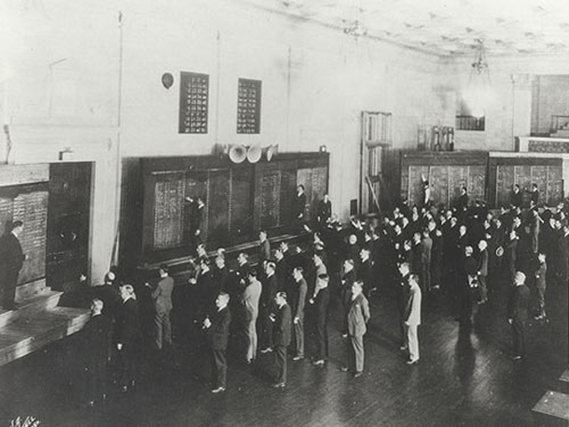 Выстроенное в 1930 году, здание Чикагской биржи может по праву считаться памятником истории и архитектуры. Американцы считают ее национальным достоянием.