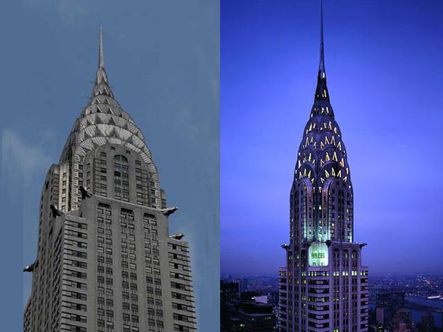 Это строение вызывает восхищение, даже если видишь его ежедневно. А для тех, кто впервые в Нью-Йорке, рекомендуется посетить «Облачный клуб», который занимает 65 и 66 этажи Билдинга. Оттуда виден весь мегаполис.