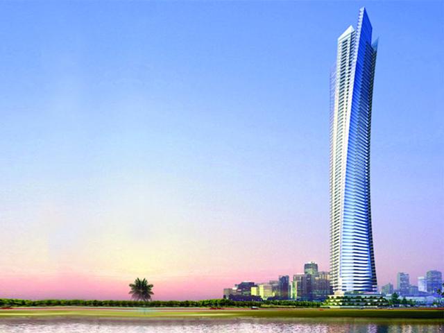 На сегодняшний день небоскреб Океанской высоты считается третьим по высоте во всем мире, поэтому привлекает к себе внимание туристов и простых прохожих. Кроме того, она считается вторым по своим размерам жилым зданием на территории города Дубай.