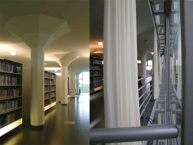 Сегодня Glaspaleis стал не просто шедевром, а примером настоящего раннего модернизма в архитектуре. Внутри здание такое же необычное, как и снаружи.