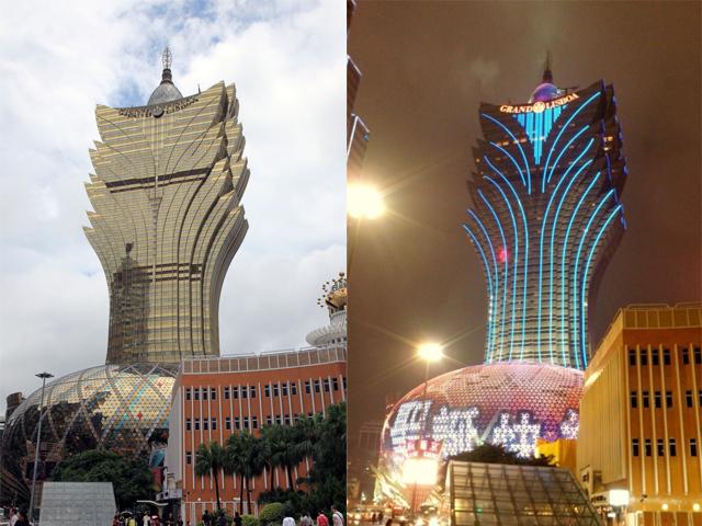 А еще здесь располагается на обозрение посетителей крупнейший алмаз в мире – звезда Стэнли Хо. Не зря Grand Lisboa является образцом для всех казино города.