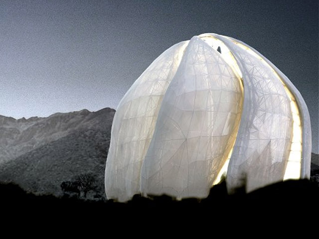 Уникальный Храм света, который находится на территории Чили, принадлежит самой молодой световой религии – бахаи. Приверженцы этой религии отличаются, наверное, самым сильным спокойствием и терпимостью. Главной особенностью храмов бахаи можно назвать тот факт, что все они служат для того, чтобы там можно было медитировать в атмосфере душевного равновесия.