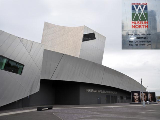 Комплекс состоит из нескольких зданий, созданных в виде осколков. Именно они символизирует огромные разрушения для человечества в ходе войн. Но осколки также несут в себе двойной смысл, каждый из них – это арены войны (воздух, вода и земля).