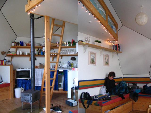 Конечно, соорудить иглу изо льда на Фарерских островах не так и легко – очень близко протекает Гольфстрим и основную часть времени температура держится выше нуля. Также трава, растущая на крыше этого иглу, не просто наброшена там, а удобряется питательными веществами, и, скорее всего, вырастает высокой.