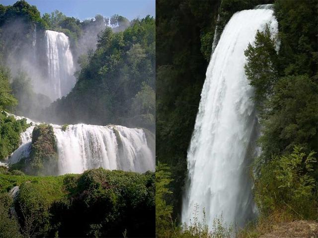 Его величие воистину удивляет и увлекает. Создали водопад еще древние римляне, поэтому его смело можно назвать культурной ценностью страны. Располагается он на территории провинции Умбрия, совсем недалеко от Терни. Лежит на живописной реке Нера, где создана огромная плотина ГЭС.