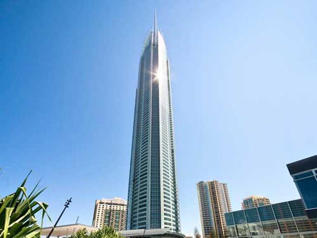 Автором проекта небоскрёба выступила компания Atelier SDG, которая вдохновилась Олимпийским огнём в сочетании с Оперным театром Сиднея, и решила использовать эти формы в строительстве.