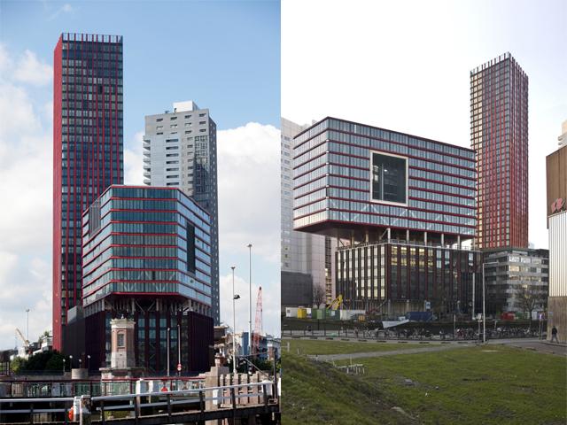 Знаменитый Ян де Буври стал проектировщиком такого красивого здания.