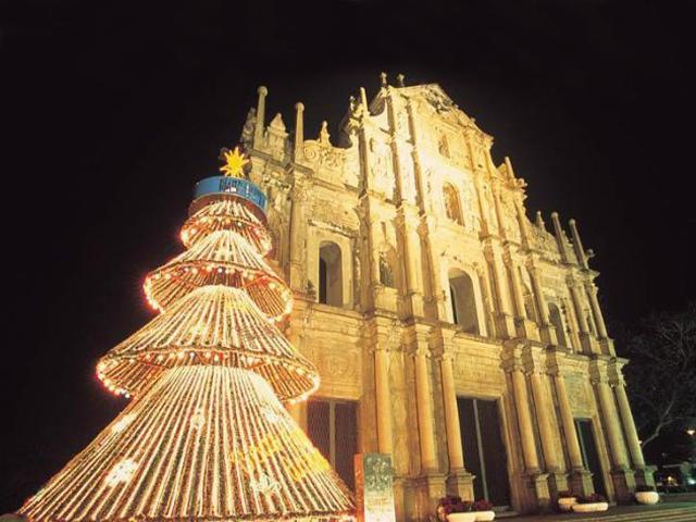 В первой трети XIX века он был разрушен из-за пожара и тайфуна, но с тех пор храм уже не восстанавливали.