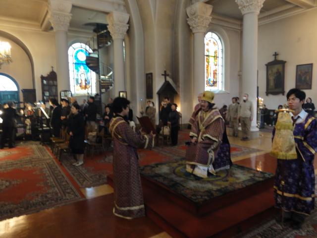 Сегодня храм отстроили с помощью самих японцев, которые чтят память усопшего отца Николая.