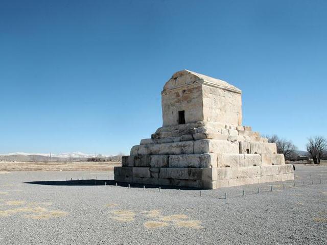 Кир II Великий считается основателем и правителем величественной Персидской империи. Павсаргада во времена Кира Великого являлась столицей Персии.