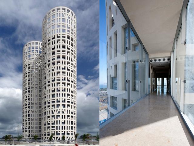 Сверху оно покрыто ажурным бетоном. Думаете не может быть ажурного бетона? А вы приезжайте и посмотрите.