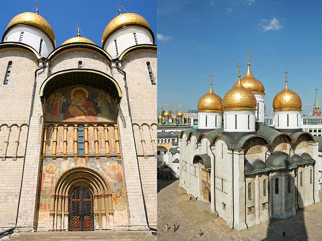 Именно Успенский собор был самым главным на территории Руси того времени. На сегодняшний день туристов столицы России привлекает не только Кремль, но и это старинное здание, без которого раньше не представляли своей жизни князья и простые люди.