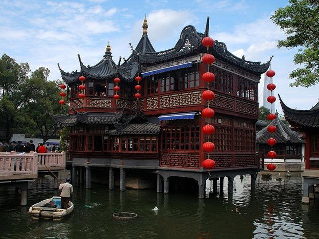 Согласно истории, название сада радости  звучит «Юйюань», олицетворяя место, где можно отдохнуть душой и набраться сил.