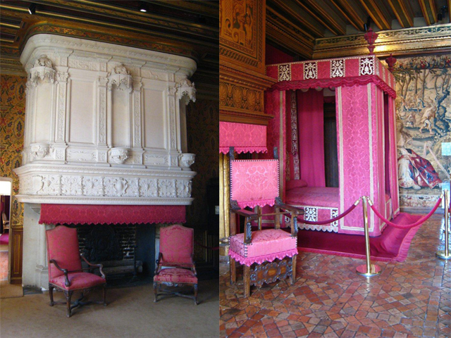 Замок Шенонсо, теперь Музей восковых фигур