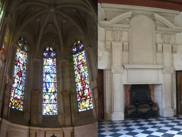 А в 18 веке здесь проживал известнейший всему миру  Жан-Жак Руссо.