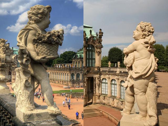 Несмотря на то, что создавали его для увеселения, Цвингер очень скоро стал музеем естествознания, а позже получил название Королевского дворца науки.
