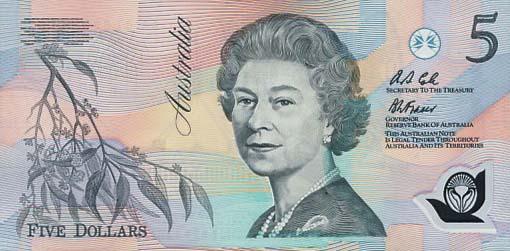 Содружество Австралия -валюта Австралийский доллар