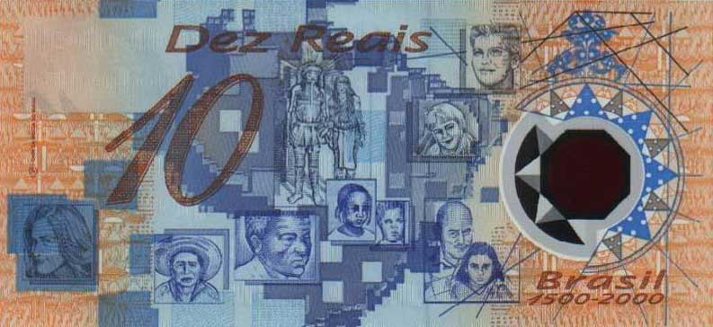 Федеративная Республика Бразилия - валюта Реал