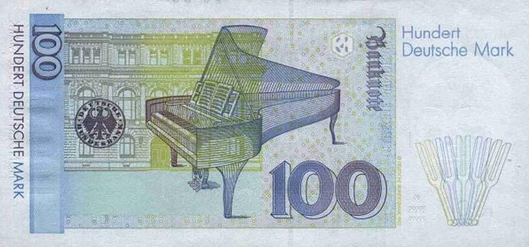Федеративная Республика Германия - валюта Евро