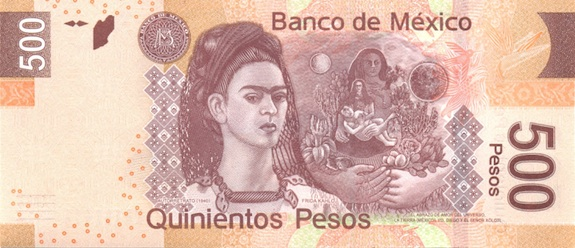 Соединенные Штаты Мексика - валюта Мексиканский песо