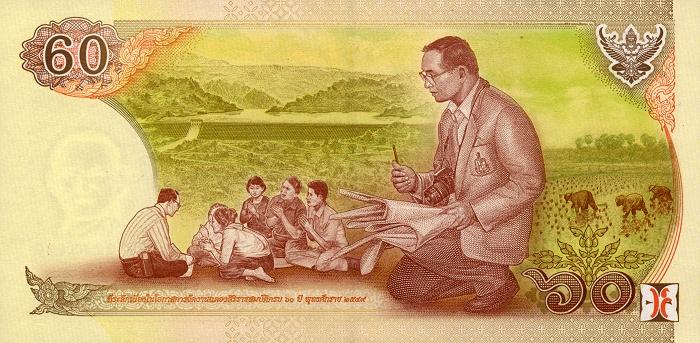 Королевство Таиланд - валюта Бат