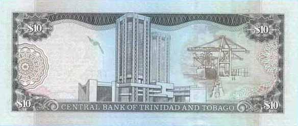 Республика Тринидад и Тобаго - валюта Доллар Тринидада и Тобаго