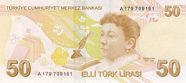Республика Турция - валюта Турецкая лира