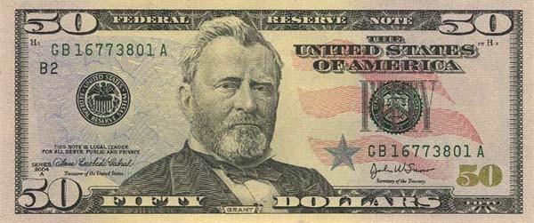 Соединенные Штаты Америки (США) - валюта Доллар США