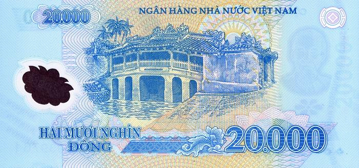 Валюта Вьетнама - донг